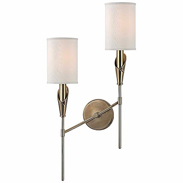Tate Two Light Wall Sconce