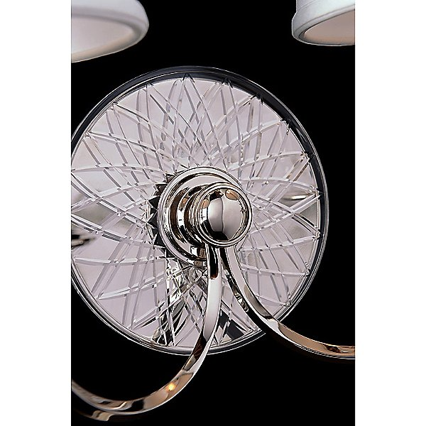 Yates Two Light Wall Sconce