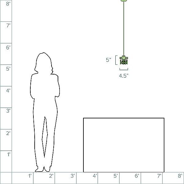 Tribeca Mini Pendant Light