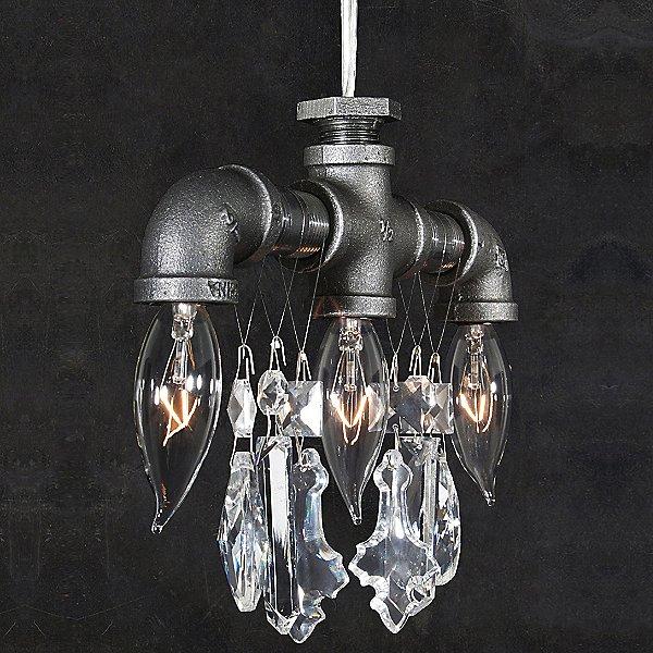 Tribeca 3-Light Pendant Light