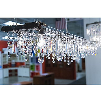 Tribeca Banqueting Linear Suspension, in use