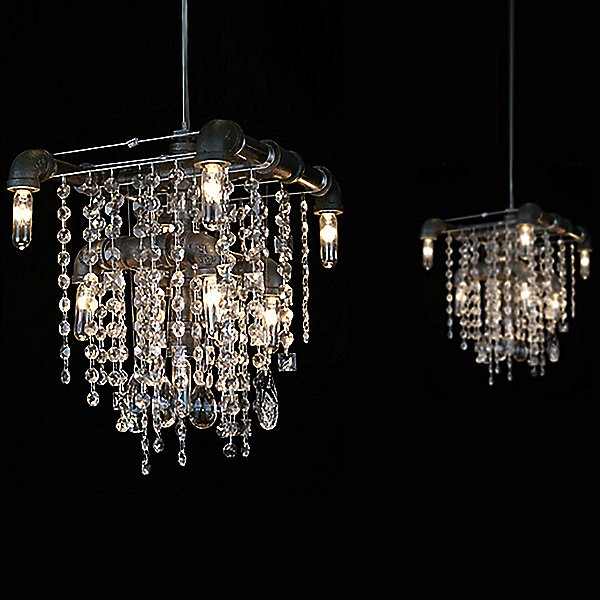 Tribeca 9-Light Chandelier
