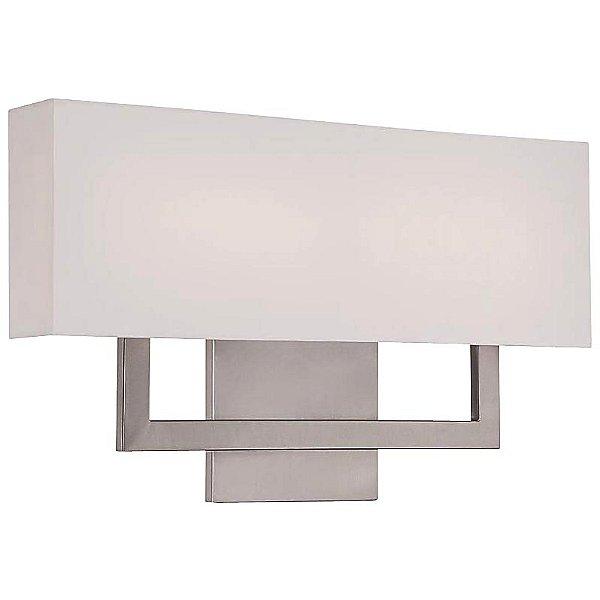 Manhattan LED 2-Arm Wall Sconce