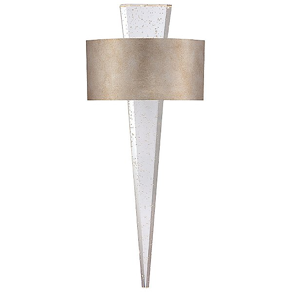 Palladian Wall Light with Crystal