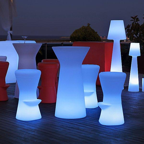 Biarritz LED Stool
