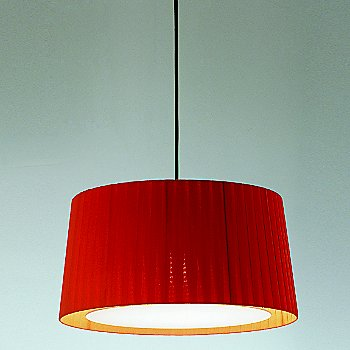 Shown in Red Amber Shade