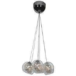 Aeria Cluster Pendant Light