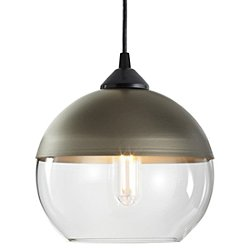 Parallel Sphere Pendant Light