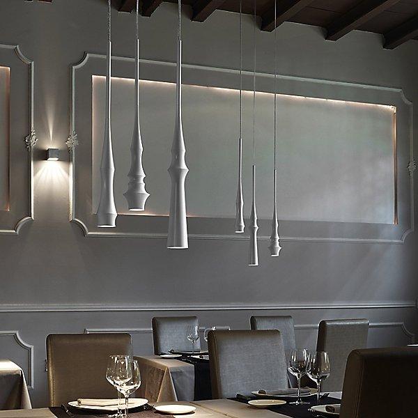 Slend Multipoint Pendant Light