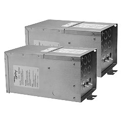 Remote Transformer for Two-Circuit Monorail